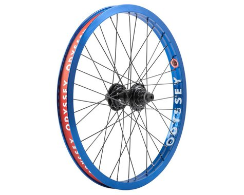 Odyssey Hazard Lite Freecoaster Wheel (Blue) (20 x 1.75)