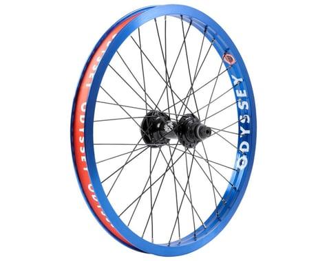 Odyssey Hazard Lite Cassette Wheel (Blue) (20 x 1.75)