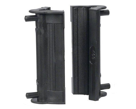 Park Tool 468B Rubber Clamp Cover w/ Double Cable Grooves (Pair)