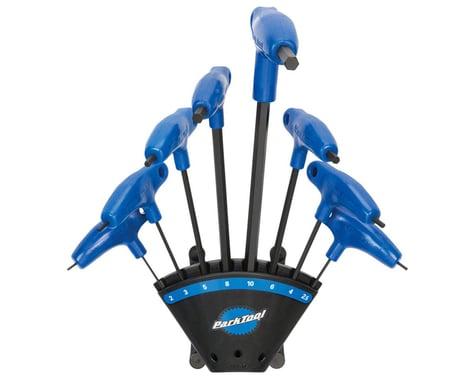 Park Tool PH-1.2 P-Handle Hex Set w/ Holder