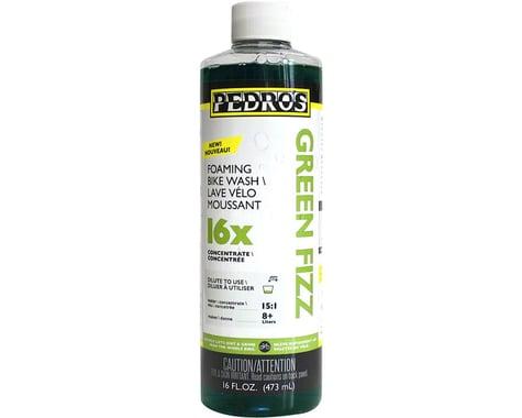 Pedro's Green Fizz Foaming Bike Wash (16x Concentrate) (16oz)