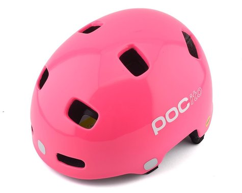 POC Pocito Crane MIPS Helmet (Fluorescent Pink) (CPSC) (Youth XS/S)