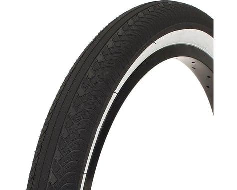 "Premium CK Tire (Chad Kerley) (Black/White) (2.4"") (20"" / 406 ISO)"