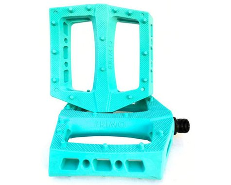 """Primo Turbo PC Pedals (Connor Keating) (Tiffany Blue) (9/16"""")"""