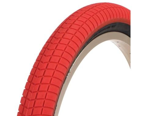 """Primo V-Monster Tire (Red/Black) (2.4"""") (20"""" / 406 ISO)"""