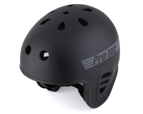 Pro-Tec Full Cut Helmet (Matte Black) (L)