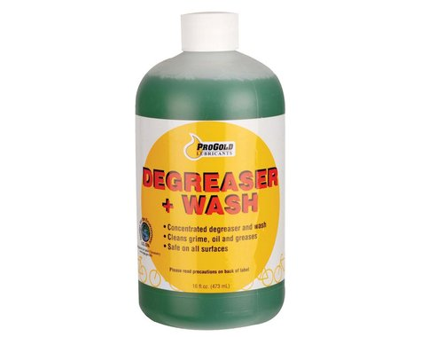 Progold Degreaser + Wash (Bottle) (16oz)
