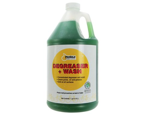 Progold Degreaser + Wash (Jug) (1 Gallon)