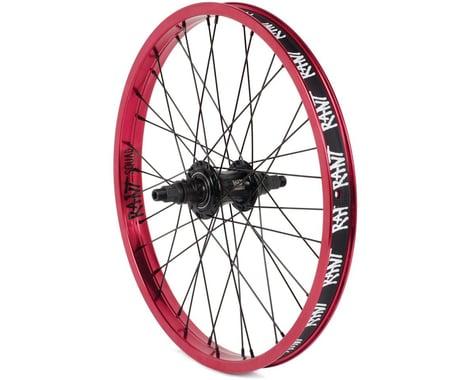 Rant Moonwalker 2 Freecoaster Wheel (Red) (Left Hand Drive) (20 x 1.75)