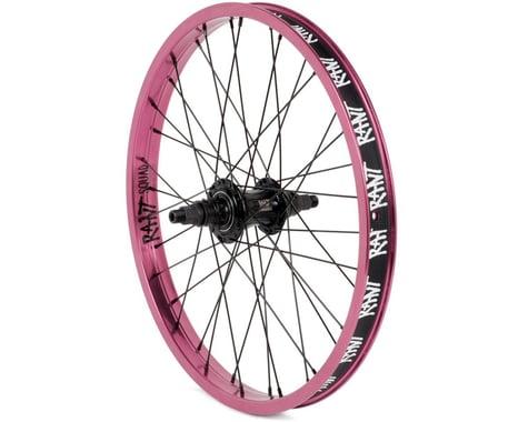 Rant Moonwalker 2 Freecoaster Wheel (Pepto Pink) (Left Hand Drive) (20 x 1.75)