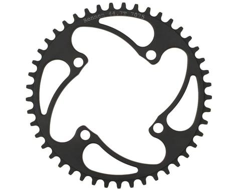 RENNEN 4-Bolt Decimal Chainring (Black) (35.8T)