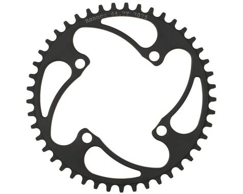 RENNEN 4-Bolt Decimal Chainring (Black) (36.8T)