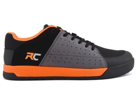 Ride Concepts Livewire Flat Pedal Shoe (Charcoal/Orange) (8)