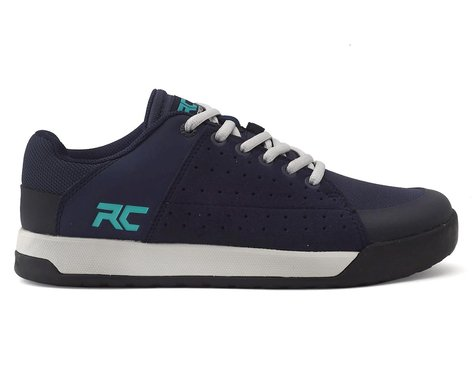 Ride Concepts Livewire Women's Flat Pedal Shoe (Navy/Teal) (10)