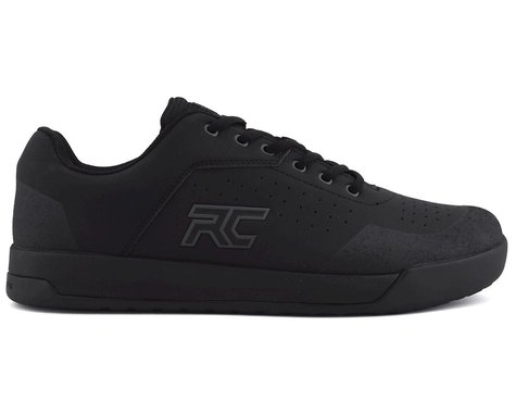 Ride Concepts Hellion Flat Pedal Shoe (Black/Black) (7)