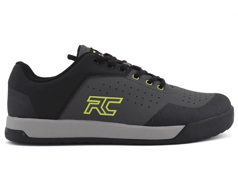 Ride Concepts Hellion Flat Pedal Shoe (Charcoal/Lime) (8)