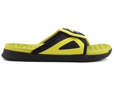 Ride Concepts Youth Coaster Slider Shoe (Black/Lime) (Youth 4)