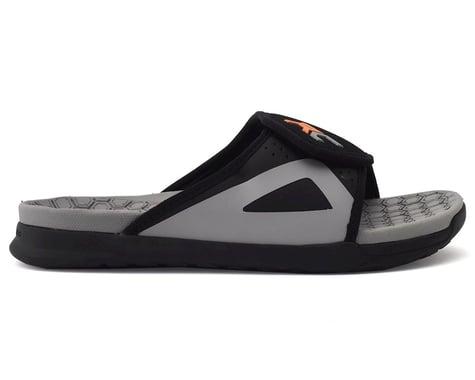 Ride Concepts Youth Coaster Slider Shoe (Black/Orange) (Youth 4)