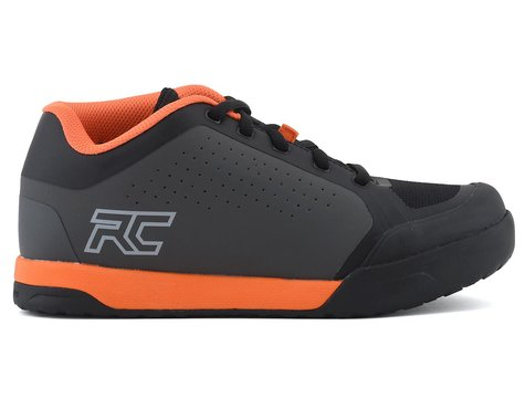 Ride Concepts Powerline Flat Pedal Shoe (Charcoal/Orange) (12)