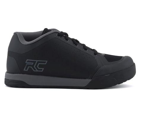Ride Concepts Powerline Flat Pedal Shoe (Black/Charcoal) (10.5)