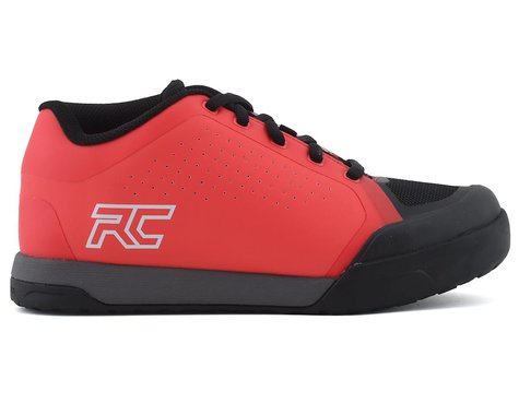 Ride Concepts Powerline Flat Pedal Shoe (Red/Black) (10.5)