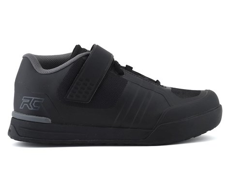 Ride Concepts Transition Clipless Shoe (Black/Charcoal) (10.5)
