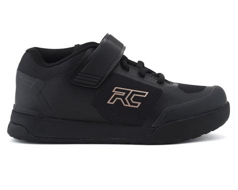 Ride Concepts Women's Traverse Clipless Shoe (Black/Gold) (9)