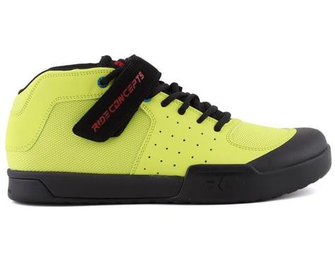 Ride Concepts Wildcat Flat Pedal Shoe (Lime) (8.5)