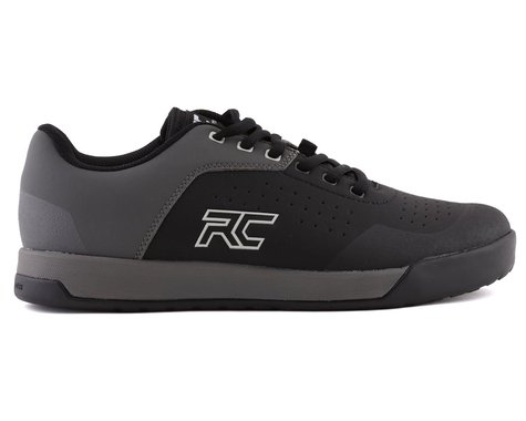 Ride Concepts Hellion Elite Flat Pedal Shoe (Black/Charcoal) (12.5)