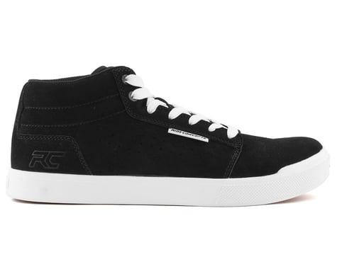 Ride Concepts Vice Mid Flat Pedal Shoe (Black/White) (10.5)