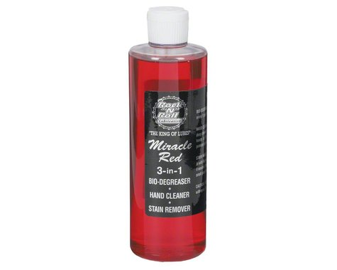 """Rock """"N"""" Roll Miracle Red Bio-Cleaner/Degreaser (Bottle) (16oz)"""