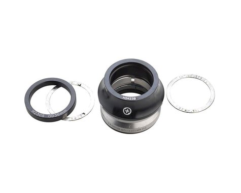 "Salt Plus Echo Integrated Headset (Black) (1-1/8"")"