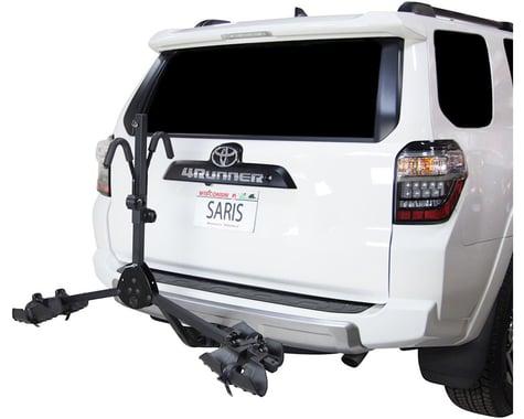 "Saris All Star Hitch Bike Rack (Black) (2 Bikes) (1.25 & 2"" Receiver)"