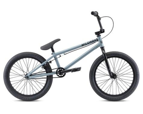 SE Racing 2021 Wildman BMX Bike (Gray)