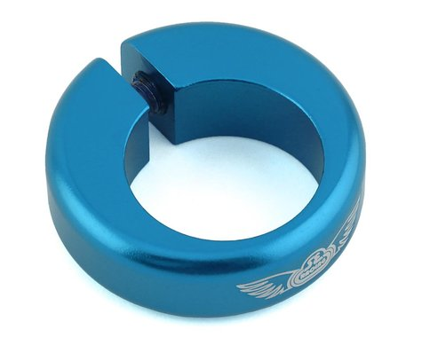 SE Racing Champ Seat Clamp (31.8mm) (Blue Ano)