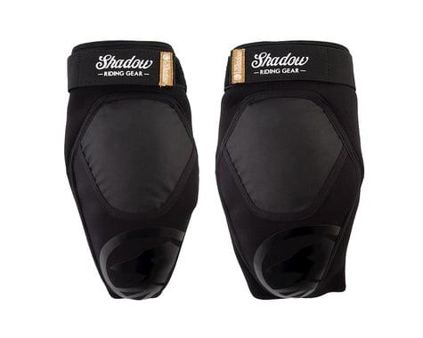 The Shadow Conspiracy Super Slim V2 Knee Pads (Black) (XL)