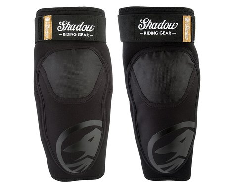 The Shadow Conspiracy Super Slim V2 Jr Knee Pads (Black) (Youth S)