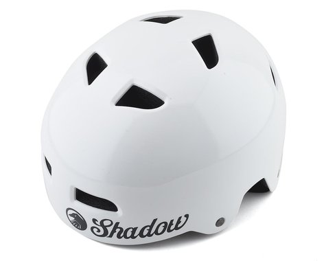 The Shadow Conspiracy Classic Helmet (Gloss White) (S/M)