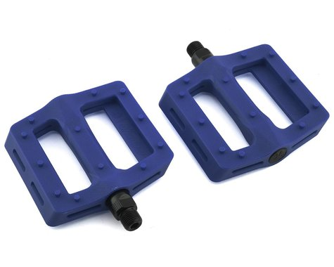 """The Shadow Conspiracy Surface Plastic Pedals (Navy) (Pair) (9/16"""")"""