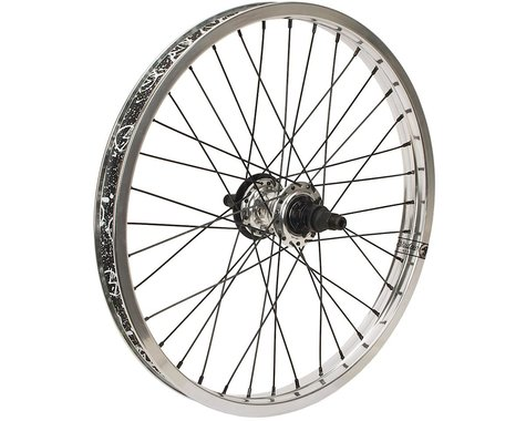 The Shadow Conspiracy Optimized LHD Freecoaster Wheel (Polished) (20 x 1.75)