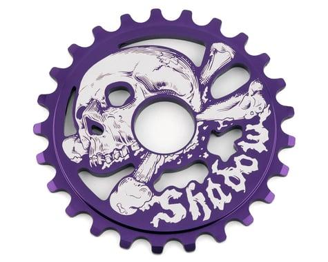 The Shadow Conspiracy Cranium Sprocket (Skeletor Purple) (25T)