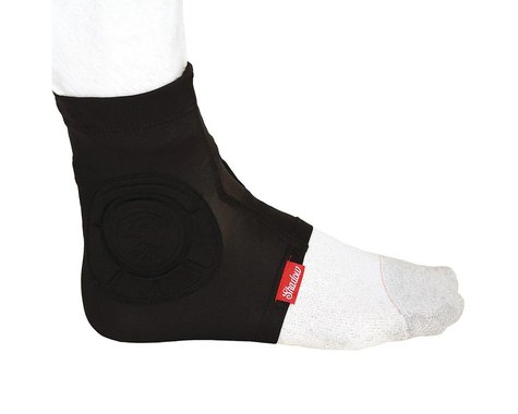 The Shadow Conspiracy Invisa Lite Ankle Guards (Black) (XL)