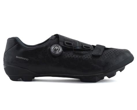 Shimano RX8 Gravel Shoes (Black) (47)
