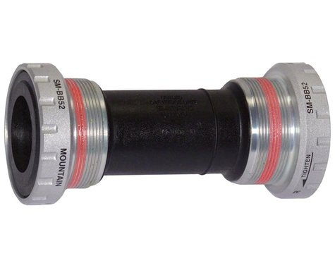 Shimano Deore BB52B Hollowtech II English Bottom Bracket (Silver) (BSA)