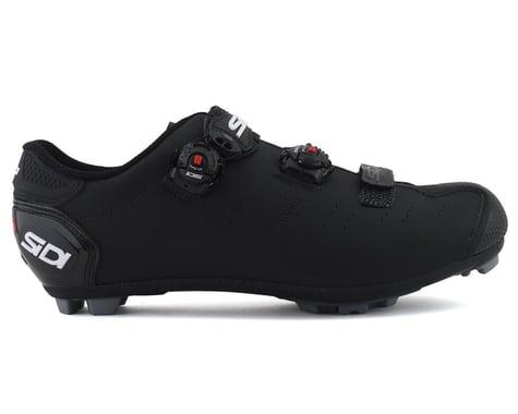 Sidi Dragon 5 Mega Mountain Shoes (Matte Black/Black) (44.5)