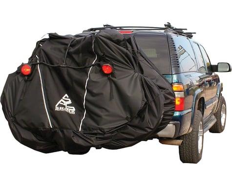Skinz Hitch Rack Rear Transport Cover w/ Light Kit (Fits 2-4 Bikes)