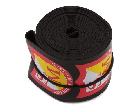 "S&M Shield Rim Strip (Black) (1) (22"")"