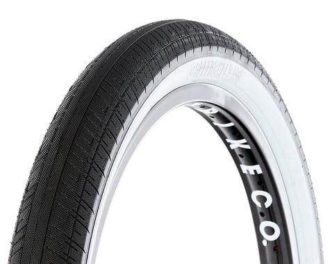 "S&M Speedball Tire (Black/Whitewall) (2.1"") (20"" / 406 ISO)"