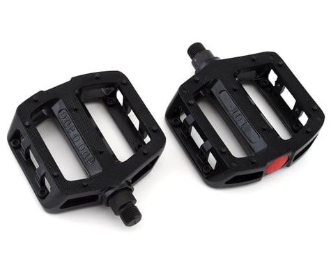 """S&M 101 Pedals (Black) (Pair) (9/16"""")"""