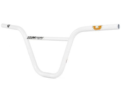 """S&M Race XLT Bars (White) (9.5"""" Rise)"""
